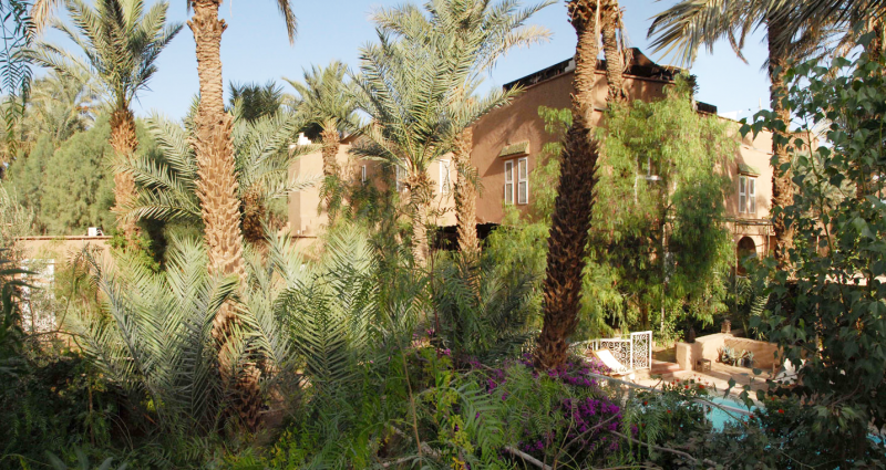 Pirvatization of the riad Villa Zaora