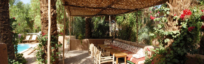 My villa in Sahara Villa Zagora