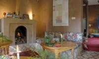La salle à manger de la Villa Zagora - Ma villa au Sahara
