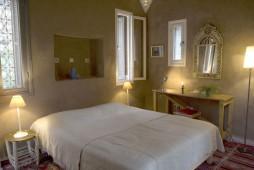 Chambre Ibiscus double 20 m² avec terrasse