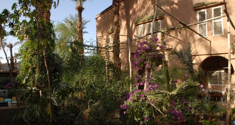 Panorama Riad villa Zagora
