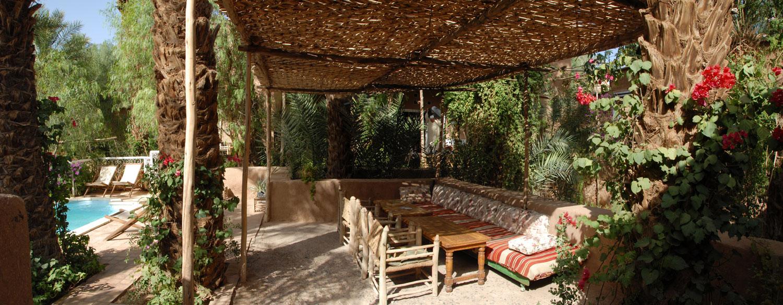 Visit hotel villa zagora for Salon jardin villa esmeralda tultitlan